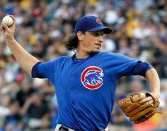 Jeff Samardzija allowed just one hit in eight scoreless innings pitched against the Pirates