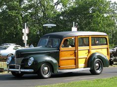 1940 Ford Station Wagon