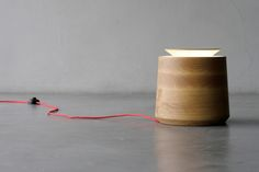"NOON STUDIO  -  Jar Light  ||  ""Their philosophy combines honesty of materials, simplicity in execution and excellence in design, which particularly caught our attention in their lighting products.""  #wood  #design  #lighting  #accessories"