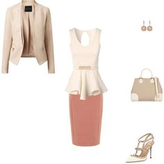 Job interview outfit