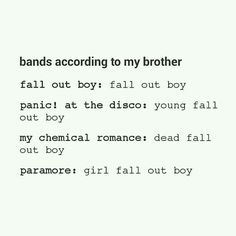 I dont know what board to put this in... im just gunna put it in fall out boy