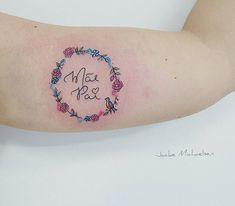WEBSTA @jackemichaelsen Tattoo super fofinha pra começar o dia Obrigada Jacke (chará ) por confiar no meu trabalho!!
