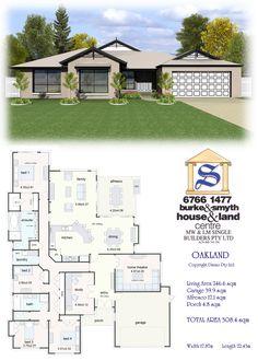 Single Builders I Oakland House Plan