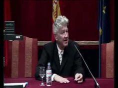 Conferencia de David Lynch en la Universidad Carlos III, Madrid (versión...