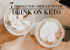 Can you have milk on keto? Is sparkling ice keto friendly? What drinks should you never have on the keto diet? Find out here! Ketogenic Recipes, Diet Recipes, Tapas, Keto Bodybuilding, Keto Milkshake, Vegetable Cake, Keto Fudge, What Can I Eat, Keto Drink