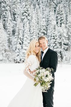 Remember these guys? Today their snowy bridal session is being featured on Utah Bride Blog! Be sure to check them out by clicking here