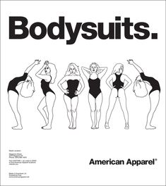 Made in USA. That's American Apparel. Cannes, American Apparel Ad, Comic Tutorial, You Better Work, Marketing, A Decade, Shapewear, Girl Fashion, Fashion Basics