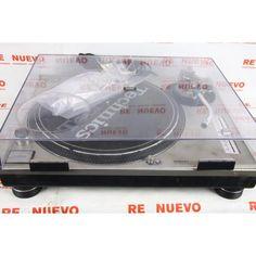 Plato TECHNICS SL-1200 MK2 E264967A de segunda mano