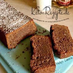 Absolut saftiger, fluffiger und schokoladiger Keto-Schokokuchen ohne Pulverkram und ganz schnell zubereitet! Keto-Schokokuchen jetzt auf Keto-Rezepte.de!