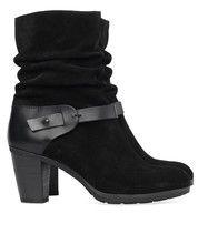 Zwarte Via Vai boots 131138 enkelaarsjes #laarzen