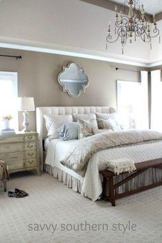 Super Cozy Master Bedroom Idea 43