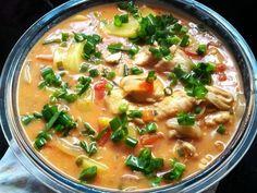 Crock Pot Recipes, Cheeseburger Chowder, Coco, Thai Red Curry, Carne, Crockpot, Good Food, Food And Drink, Menu