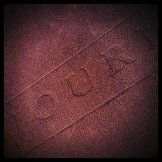 Photo: Journal via Instagram | My Word with Douglas E. Welch