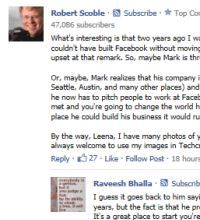 Google arama sonuçlarında bundan böyle sosyal ağlar ya da bloglarda yer alan yorumları da tarayacak(...)