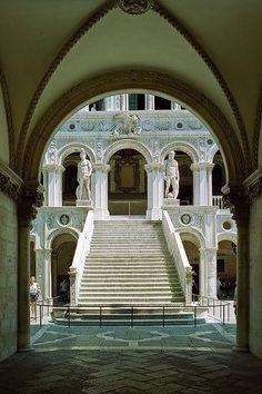 Palazzo Ducale , Venice