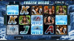 Girls with Guns Frozen Dawn Online Slot Game Slot, Dawn, Frozen, Guns, Baseball Cards, Weapons, Pistols, Revolvers, Firearms