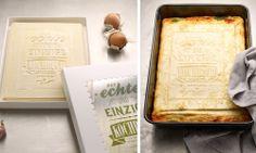 Primeiro livro de receitas comestível do mundo