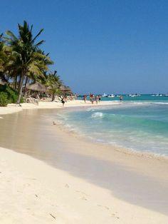 Playa del Carmen, Mexico. Will go again.