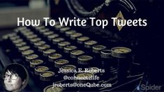 How To Write Top Tweets