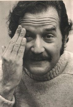 Carlos Fuentes (1928-2012).