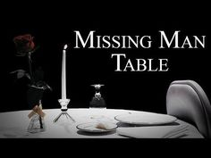 Missing Man Table Special Items Missing Man Table