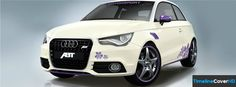 Abt Audi A1 Facebook Timeline Cover Facebook Covers - Timeline Cover HD