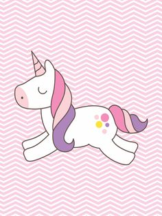 Unicornio fofo rock painting ideas unicorn art, unicorn e un Unicorn Art, Rainbow Unicorn, Wallpaper Fofos, Unicorns, Unicorn Birthday, Candy Colors, Little Pony, Rock Art, Cute Wallpapers