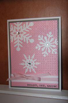 Cricut snowflakes
