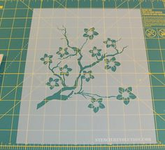 Here is our cherry blossom stencil design for your crafts and DIY projects. Get this design cut and shipped in ONLY 1 business day! Need a custom size for your cherry blossom tree branch and flowers? No problem, just REQUEST a custom order and well create the specific size you want. Our stencils are laser cut using a high power Co2 laser machine with our cuts at 300 dpi for an unmatched precision quality. This stencil is made to order with a 1 business day turn around time. That means…