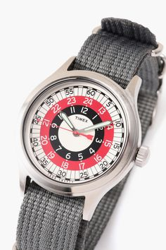 bbbb6dec752c An Absurdly Stylish  138 Watch. Sharp style from Todd Snyder and Timex.  Todd Snyder
