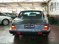 1985 Jaguar S3 Vanden Plas - Lou Guthry Motors