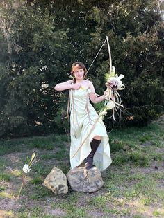 The Hunger Games Wedding by Stein Your Florist Co.