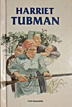 Harriet Tubman by Francene Sabin  ||  ★★★★ - recommended for ages 7-8 [Illustrator: Hal Frenck]