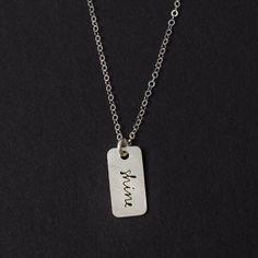 Fab.com | Shine Necklace
