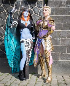 Want to see more amazing Cosplays? Check out our website: http://ift.tt/1ZrGMo2