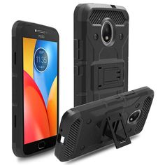 a2e2ad5c84 Rugged Case With Belt Clip Shockproof Holster Cover For Motorola Moto E4  Plus XT1770 XT1773