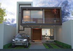 Casas modernas por Xome Arquitectos