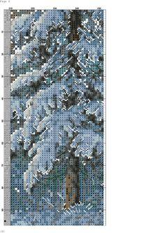 Gallery.ru / Фото #1 - 7 - TATO4KA6 Cross Stitch Horse, Cross Stitch Animals, Counted Cross Stitch Patterns, Charts And Graphs, City Photo, Horses, Crossstitch, Stitches, Snow