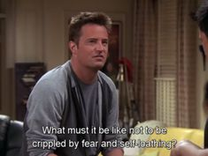 Chandler Funny quotes Friends tv show Tv: Friends, Serie Friends, Friends Moments, Friends Phoebe, Dream Friends, Tv Show Quotes, Film Quotes, Funny Quotes, Qoutes