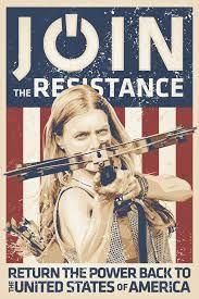 Resultado de imagem para join the resistance poster