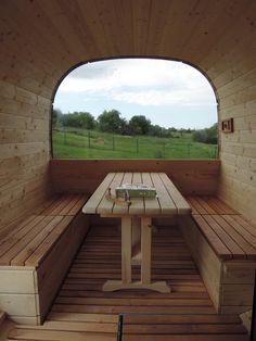 Russian FASS Sauna