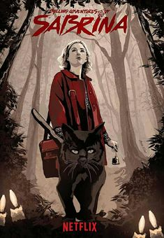 Chilling Adventures of Sabrina by Pablo Vidal anime terror Teen Witch, Sabrina Spellman, Archie Comics, Indie Kids, Science Fiction, Chill, Sketches, Poster Prints, Poster Poster
