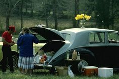 tailgate parties popular steeplechase races middleburg virginia