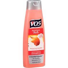 Alberto VO5 Moisture Milks Passion Fruit Smoothie Moisturizing Shampoo, 12.5 fl oz Passion Fruit Smoothie, Fruit Smoothies, Moisturizing Shampoo, Aesthetic Makeup, Shampoo And Conditioner, Shower Gel, Body Wash, Hair Hacks, Lotion