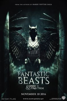 Fantastic Beasts and Where to Find Them << Spread the word.