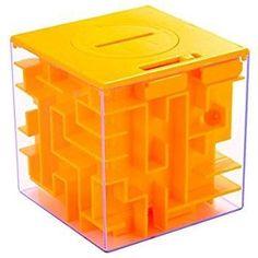 Fidget Cube Puzzle Maze