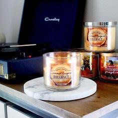 @bathbodyworks understands fall. Loving my new Fall Bath & Body Works Candles