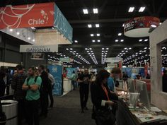 A look at the tradeshow scene at #SXSW.