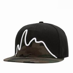 Brand New Snapback Caps Flat Hip hop baseball cap casquette gorras hat  Adult camouflage adjustable hats for men women planas 7b88192b3444
