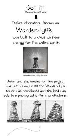 """Let's build a GODDAMN museum!"" Help me raise money to buy back Nikola Tesla's old laboratory"